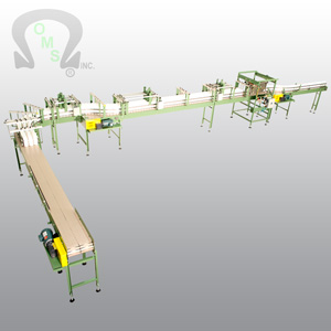 Ouellette Machinery Systems are world leaders in conveyors