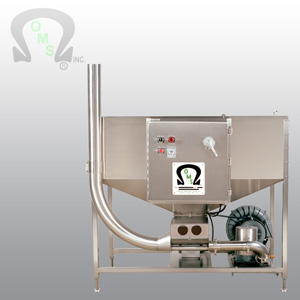 Ouellette Machinery Systems are the world leader in Crown/Cap handling systems