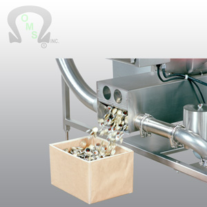 If you need a Crown/Cap handling system that can handle lids and corks too, OMS can help.