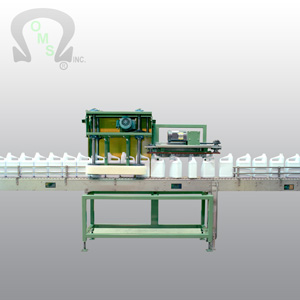 OMS Bottle Conveyors are the best in the industry