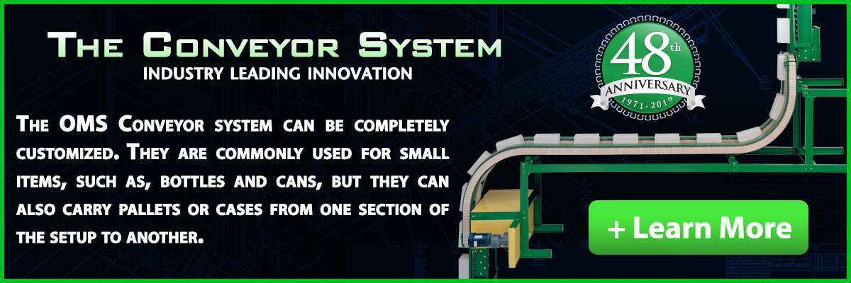 Learn about OMS's Conveyor Systems